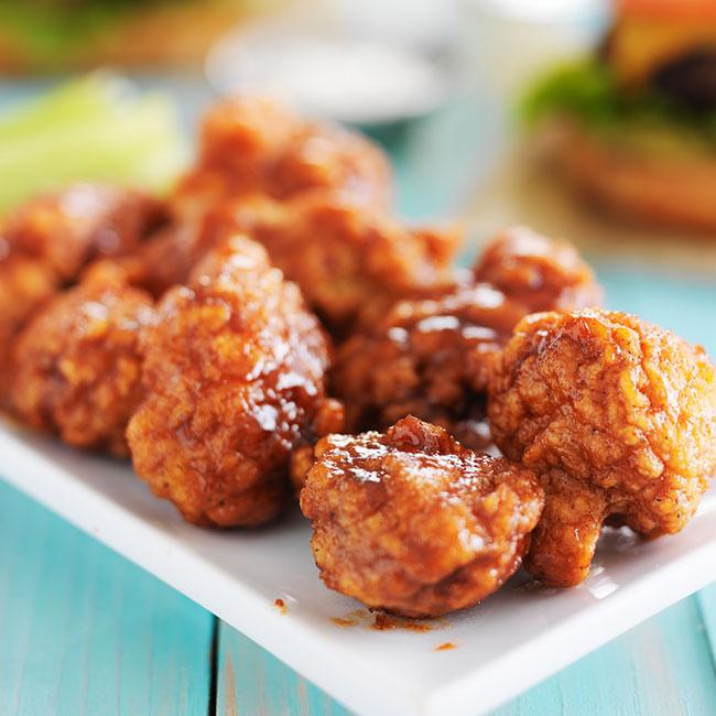 boneless wings worst unhealthy appetizer order restaurant