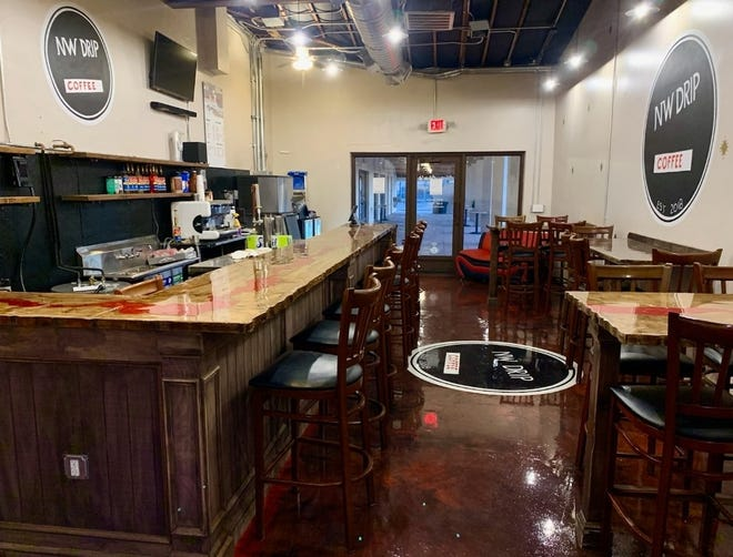 NW Drip Coffee is now open on Grand Avenue in Phoenix. The company started as a coffee cart in Portland, Oregon, and recently relocated to Phoenix.