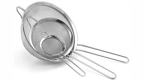 Cuisinart Kitcheniismo Strainer, 3-Pack