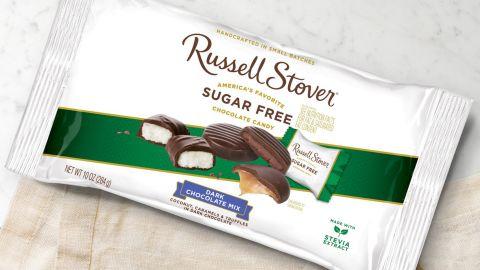 Russell Stover Sugar-Free Dark Chocolate Mix